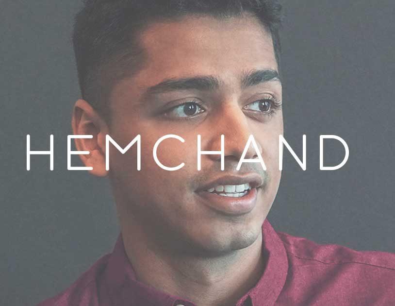 Shravan Hemchand